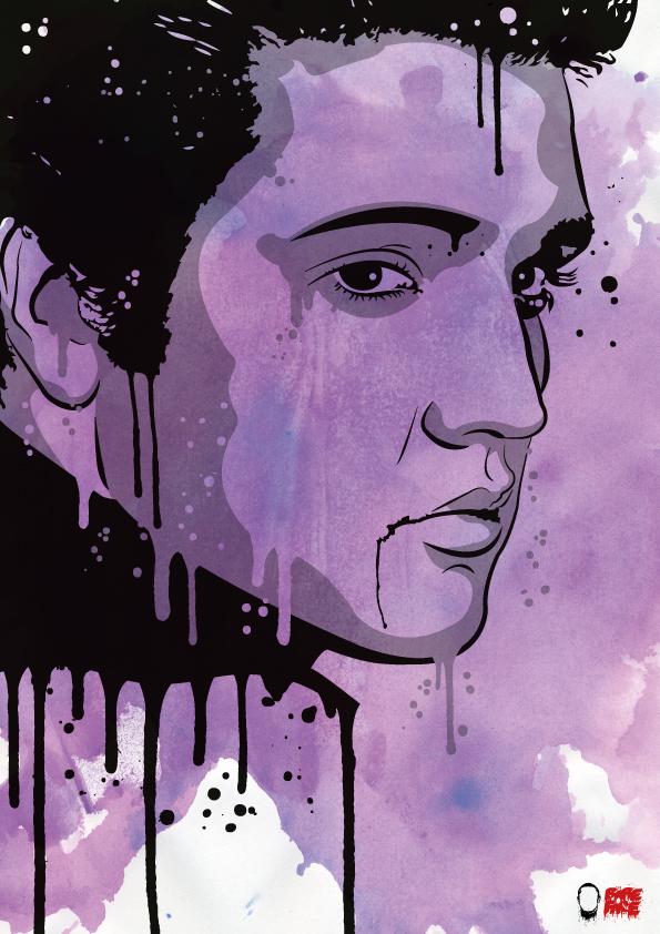 Elvis-sheet